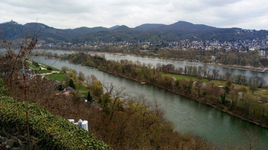 Wanderung von Bonn-Mehlem zum Heldenköpfchen