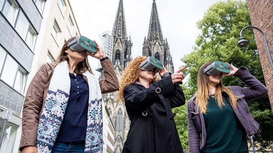 Virtuelle Stadtführung